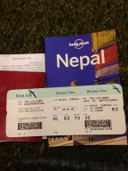 Rambling #11 – My 1st Flight to the Himalayan High Life
