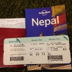 Rambling #11 – My 1st Flight to the Himalayan High Life
